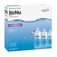 RENU MPS, fl 360 ml, pack 3 à MONTGISCARD
