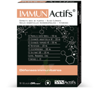Synactifs Immunactifs Gélules B/30 à MONTGISCARD