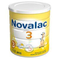 Novalac 3 Croissance lait en poudre 800g à MONTGISCARD