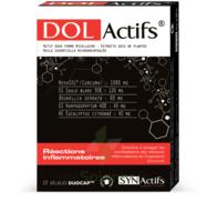 Synactifs Dolactifs Gélules duocaps B/15 à MONTGISCARD