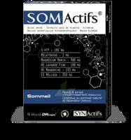 Synactifs Somactifs Gélules B/30 à MONTGISCARD