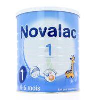 Novalac 1 Lait poudre 800g à MONTGISCARD