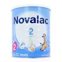 Novalac 2 Lait en poudre 800g à MONTGISCARD