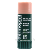Dermophil Indien Stick Lèvre - Beige rosé à MONTGISCARD
