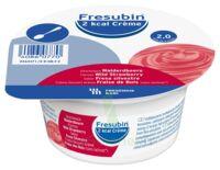 Fresubin 2kcal Crème sans lactose Nutriment fraise des bois 4 Pots/200g à MONTGISCARD