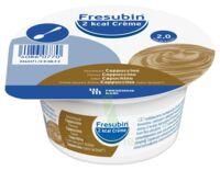 Fresubin 2kcal Crème sans lactose Nutriment cappuccino 4 Pots/200g à MONTGISCARD