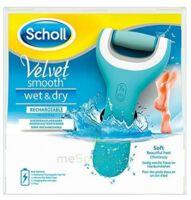 Scholl Velvet Smooth Wet&Dry Râpe électrique rechargeable à MONTGISCARD