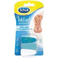 Scholl Velvet Smooth Ongles Sublimes kit de remplacement à MONTGISCARD