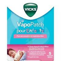 VICKS VAPOPATCH ENFANTS à MONTGISCARD