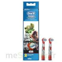 Oral-B Stages Power Star Wars 2 brossettes à MONTGISCARD