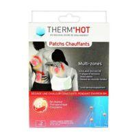 Therm-hot - Patch chauffant Multi- Zones à MONTGISCARD