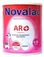 Novalac AR+ 2 Lait en poudre 800g à MONTGISCARD