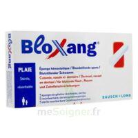 BLOXANG Eponge de gélatine stérile hémostatique B/5 à MONTGISCARD