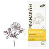 PRANAROM Huile végétale Rose musquée 50ml à MONTGISCARD