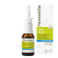 PRANAROM ALLERGOFORCE Spray nasal à MONTGISCARD