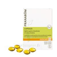 PRANAROM OLEOCAPS 2 Caps confort gastro-intestinal à MONTGISCARD