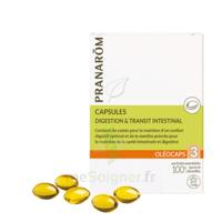 PRANAROM OLEOCAPS 3 Caps digestion & transit intestinal à MONTGISCARD