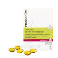 PRANAROM OLEOCAPS 5 Caps confort gynécologique & urinaire à MONTGISCARD