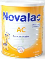 Novalac AC 1 Lait en poudre 800g à MONTGISCARD