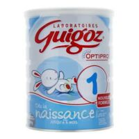 GUIGOZ 1, bt 800 g à MONTGISCARD