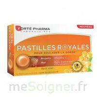 Forte Pharma pastille royales miel B/24 à MONTGISCARD