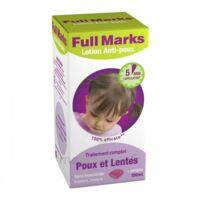 Full Marks Lotion antipoux et lentes 100ml+peigne à MONTGISCARD