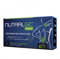 Nutralgic Muscle Comprimés décontractant musculaire B/14 à MONTGISCARD