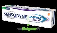Sensodyne Rapide Pâte dentifrice dents sensibles 75ml à MONTGISCARD