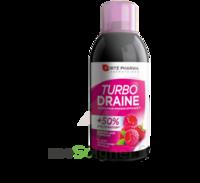 Turbodraine Solution buvable Framboise 2*500ml à MONTGISCARD