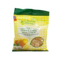 Le Pastillage Officinal Gomme miel citron Sachet/100g à MONTGISCARD