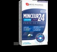 Forte Pharma Minceur 24 Jour & Nuit Men Comprimés B/28 à MONTGISCARD