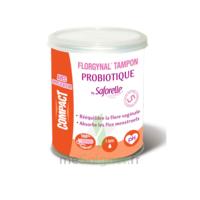 Florgynal Probiotique Tampon périodique avec applicateur Mini B/9 à MONTGISCARD