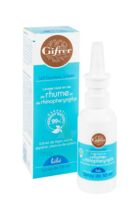 Gifrer Physiologica Septinasal Solution nasale nez bouché rhume 50ml à MONTGISCARD
