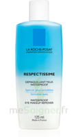 Respectissime Lotion waterproof démaquillant yeux 125ml à MONTGISCARD