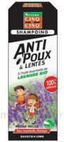 Cinq sur Cinq Natura Shampooing anti-poux lentes lavande 100ml à MONTGISCARD