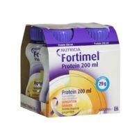 Fortimel Protein Sensation Chaude Nutriment tropical gingembre 4 Bouteilles/200ml à MONTGISCARD