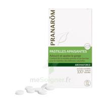 Aromaforce Pastille apaisante gorge bio B/21 à MONTGISCARD