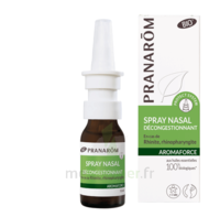 Aromaforce Solution nasale dégage le nez 15ml à MONTGISCARD