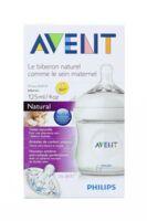 Avent Natural Biberon 125 ml 0 Mois et + à MONTGISCARD